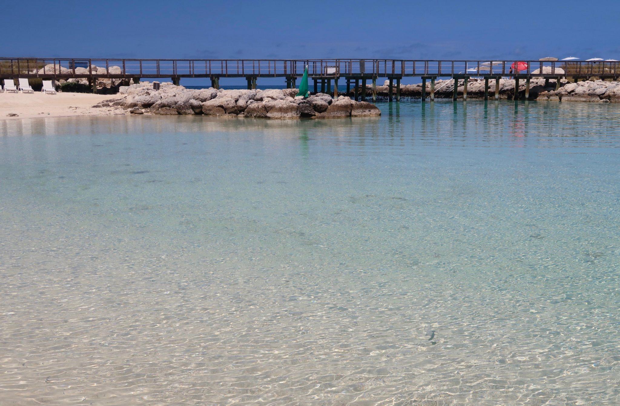 Bahama Blue Lagoon