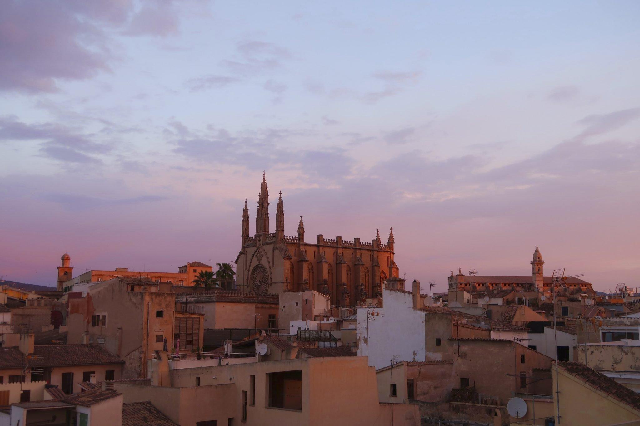 Es Princep Mallorca auringonnousu