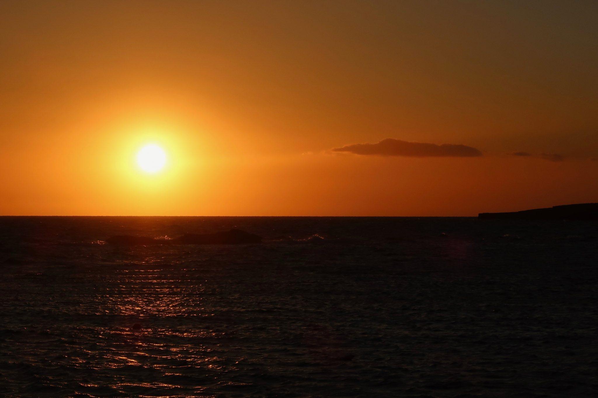 Formentera auringonnousu