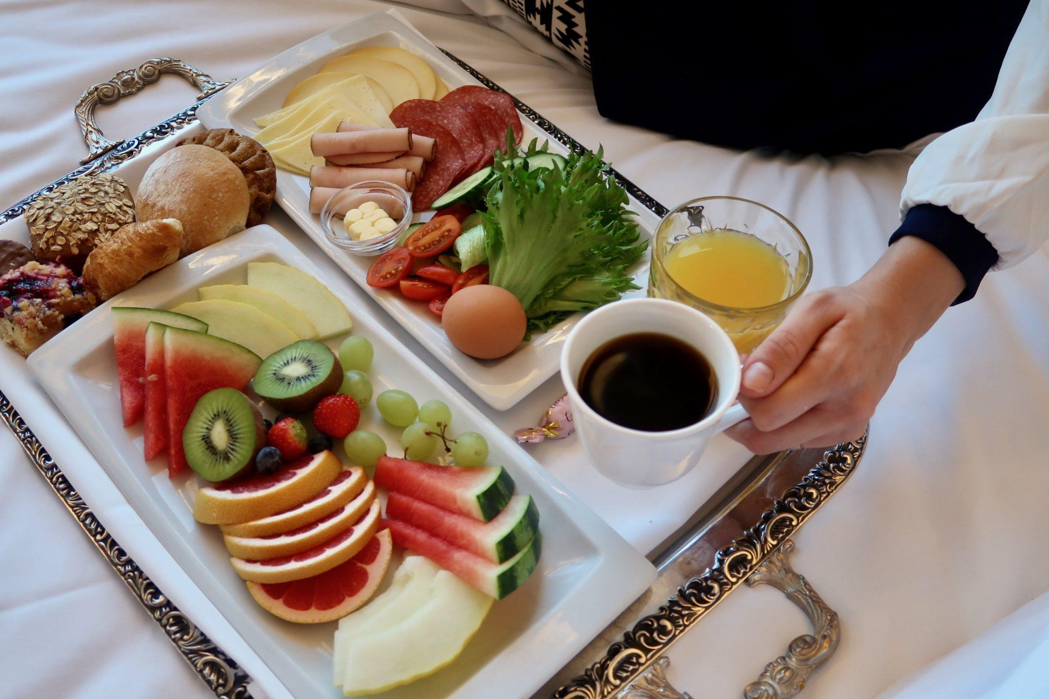 Sokos Hotel Vaakuna Helsinki aamiainen