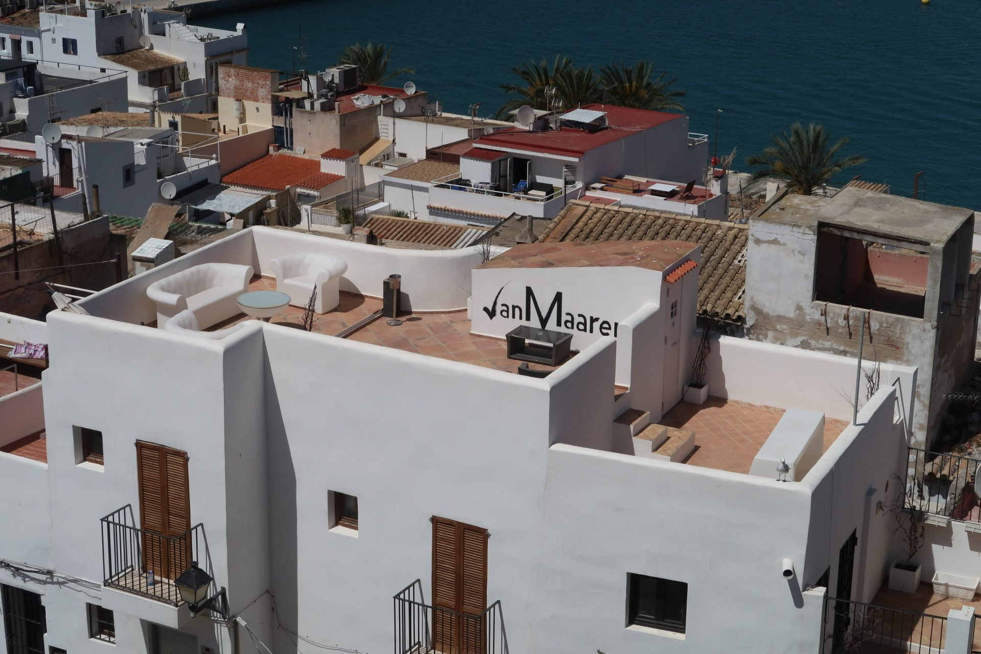 Ibiza vanhakaupunki