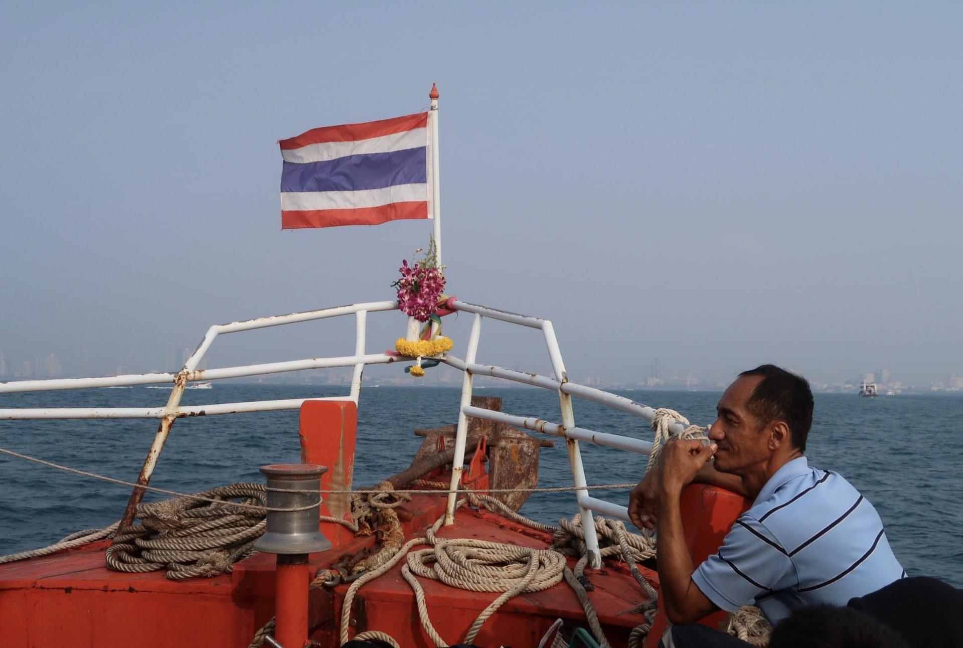 Thaimaa vene