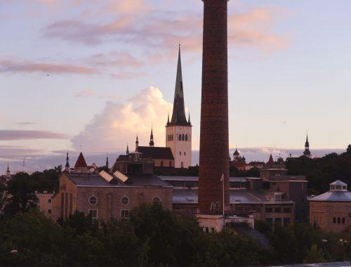 Aurigonlasku Tallinnassa