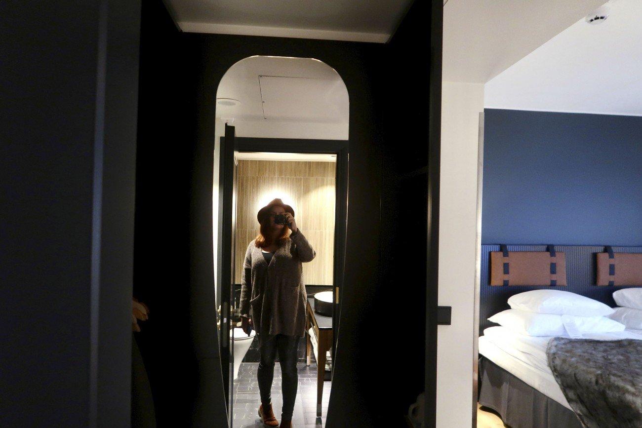 Joensuun Kimmel huone