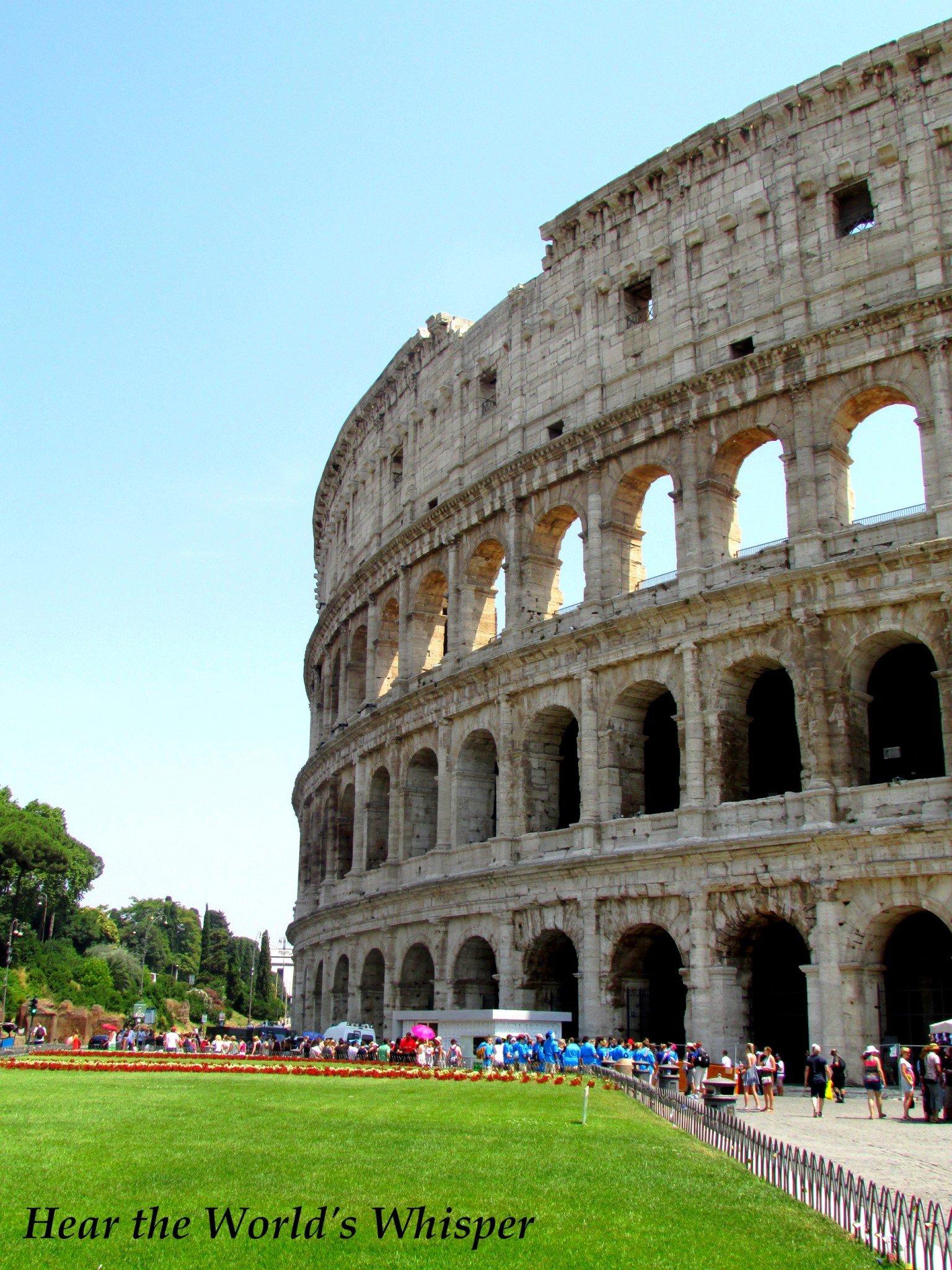 Rooma joulukuussa – ikuisen kaupungin kaunis joulu