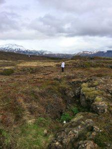 Milla Snorrason ja islantilaisvillapaitojen uusi ilme