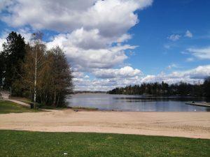 Laaksolahden uimaranta