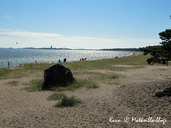 Hangossa on 130 km rantaviivaa, josta 30 km hienoa hiekkarantaa.Kuva: © Matkoilla-blogi
