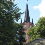 Loviisan kirkko. Kuva: Matkoilla-blogi