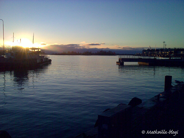 Eteläsatama. Kuva: © Matkoilla-blogi