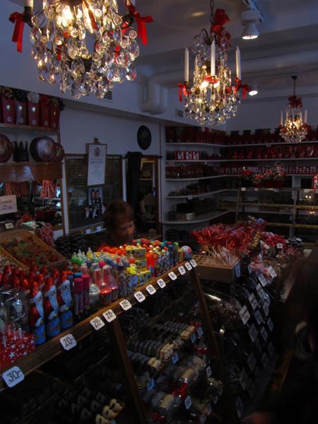 Ejes choklad, Tukholma.Kuva: © Matkoilla-blogi