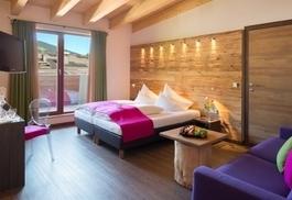 Doppelzimmer Kohlmais. Kuva: Vital-Hotel Sonne