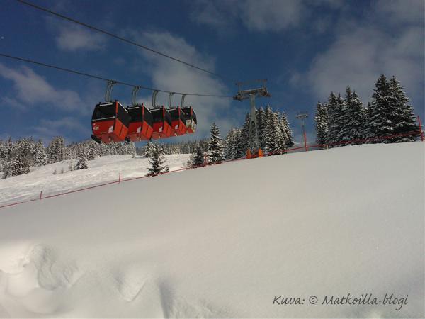 Kohlmaisbahn. Kuva: © Matkoilla-blogi
