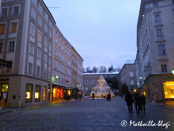 Alter Markt, Salzburg. Kuva: c Matkoilla-blogi