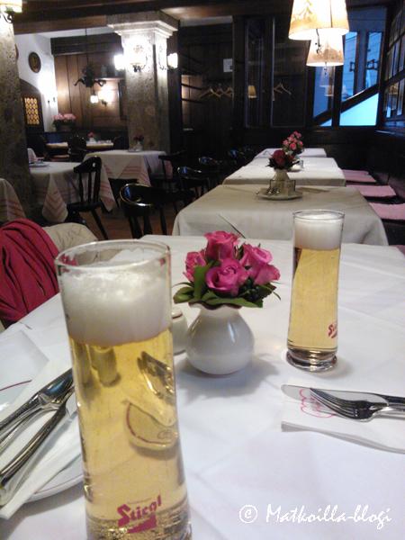 Restaurant Herzl, Salzburg. Kuva: c Matkoilla-blogi