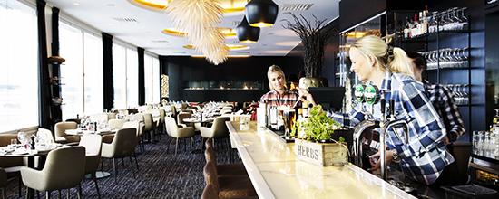 Kitchen & Table Arlanda. Kuva: Clarion Hotel Arlanda