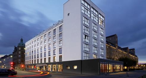 Scandic Front, Kööpenhamina. Kuva: Scandic Hotels