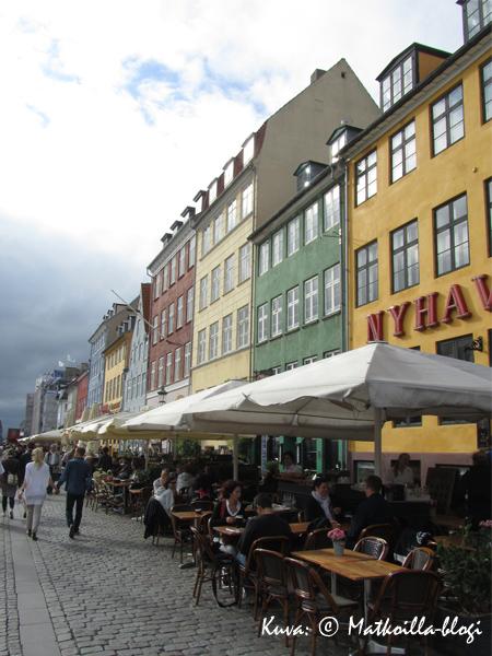 Nyhavn - vielä viimeisen kerran. Kuva: © Matkoilla-blogi