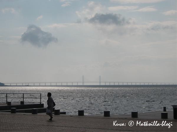 ...ja avarat näkymät Juutinrauman sillalle. Kuva: © Matkoilla-blogi