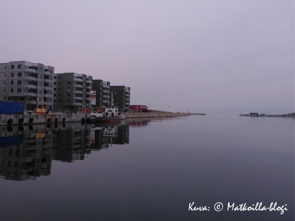 """""""Ön"""", Limhamnissa. Kuva: © Matkoilla-blogi"""
