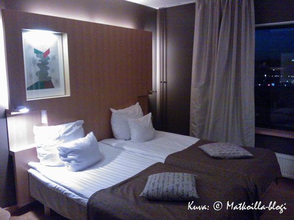 Sokos Hotel Ilves, Tampere. Kuva: © Matkoilla-blogi