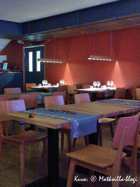 Panimoravintola Bryggeri yhdistää oluttupaperinteet moderniin muotoiluun. Kuva: © Matkoilla-blogi