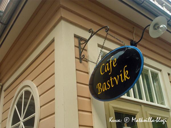 Cafe Bastvik Espoossa. Kuva: © Matkoilla-blogi