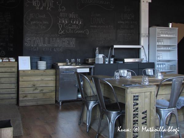 Pub Niska oli miellyttävä tuttavuus. Kuva: © Matkoilla-blogi