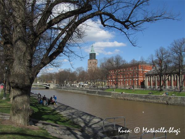 Turun Tuomiokirkko. Kuva: © Matkoilla-blogi