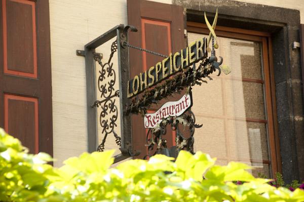 Hotel Lohspeicher. Kuva: Hotel Lohspeicher