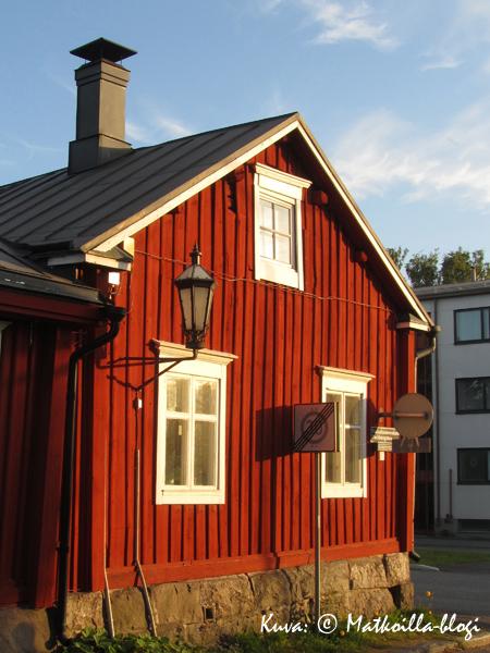 Pakkahuoneenkatu. Kuva: © Matkoilla-blogi
