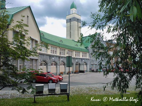 Tampereen vanha paloasema. Kuva: © Matkoilla-blogi