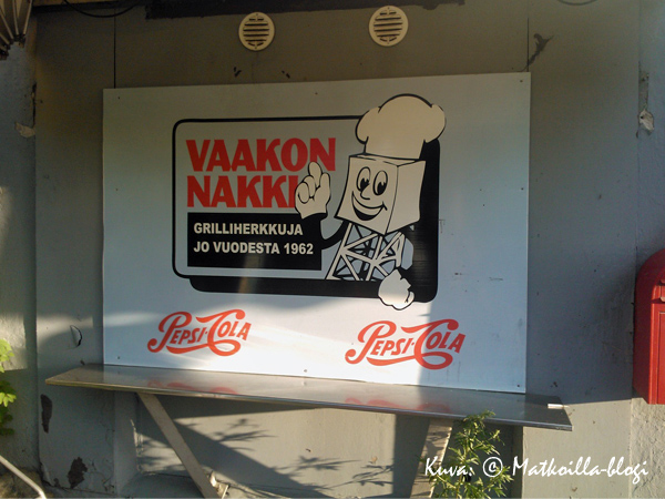 Vaakon Nakki - vireä viisikymppinen. Kuva: © Matkoilla-blogi