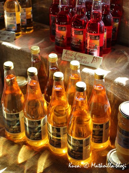 Omenajuomaa... . Kuva: © Matkoilla-blogi