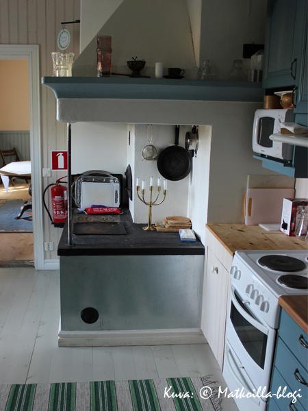 Pappilan keittiö. Kuva: © Matkoilla-blogi