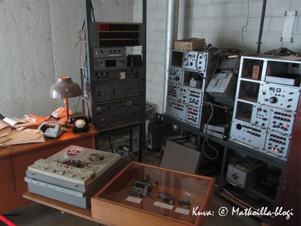 Kuulolla ollan! Kuva: © Matkoilla-blogi
