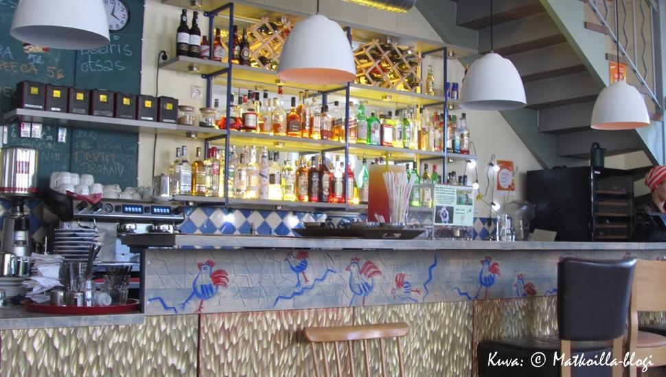 Ravintola Kukeke, Tallinna. Kuva: © Matkoilla-blogi