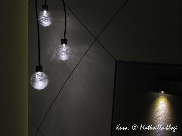Sitä skandinaavista eleettömyyttä Radisson Blu Tallinn-hotellissa.... Kuva: © Matkoilla-blogi