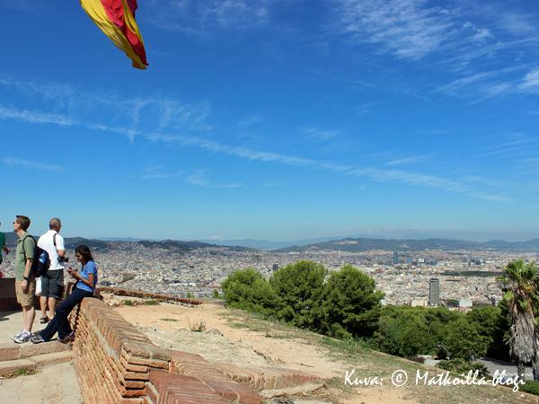 Barcelona_Montjuic_mureilla_Kuva_c_Matkoilla_blogi