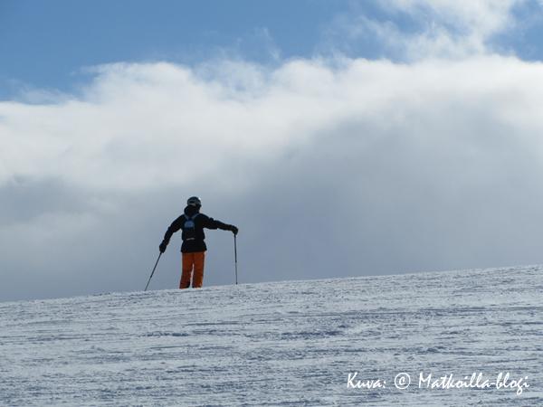 On the top of the world. Kuva: © Matkoilla-blogi