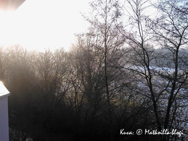 Halbergmoos aamusumussa. Kuva: © Matkoilla-blogi
