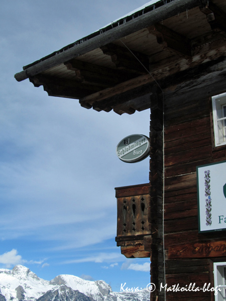 Quellbodenhütte Kuva: © Matkoilla-blogi