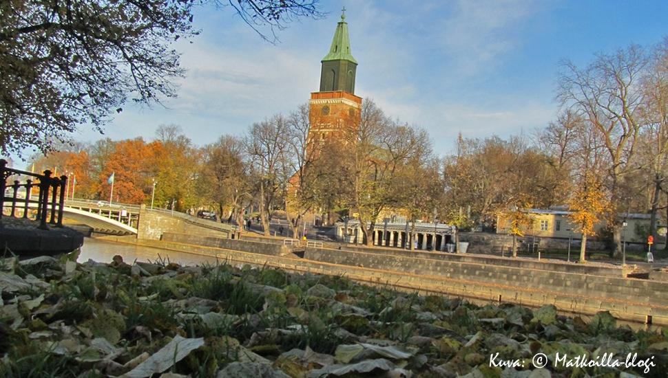 Kuukauden kuva: Turun Tuomiokirkko. Kuva: © Matkoilla-blogi