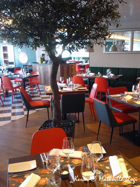 Oma ehdoton suosikkini remontin jälkeen: Italialainen ravintola Tavolata. Kuva: © Matkoilla-blogi