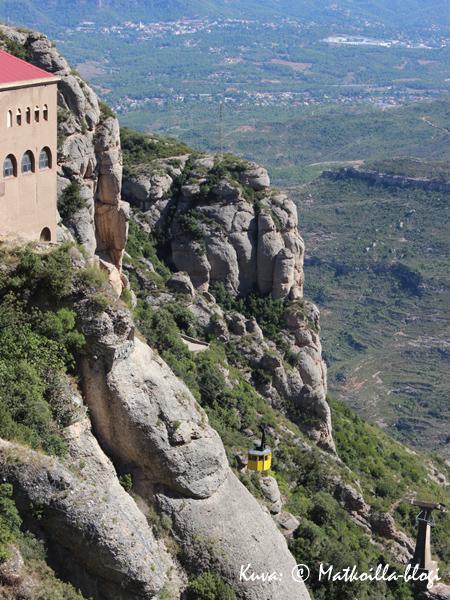 Montserrat_funicular_1_Kuva_c_Matkoilla_blogi