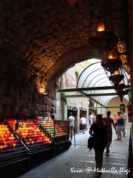 Montserrat_luostari_3_Kuva_c_Matkoilla_blogi