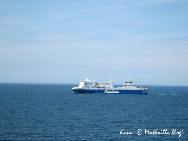 MS Nordlinkin sisaralus MS Finnmaid. Kuva: © Matkoilla-blogi