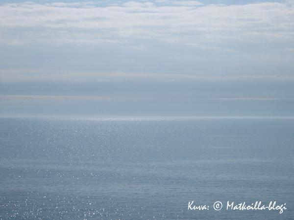 Meripäivä Itämerellä. Kuva: © Matkoilla-blogi