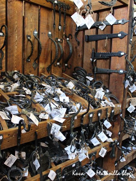 Vanhan remontoijan aarreaitta. Kuva: © Matkoilla-blogi