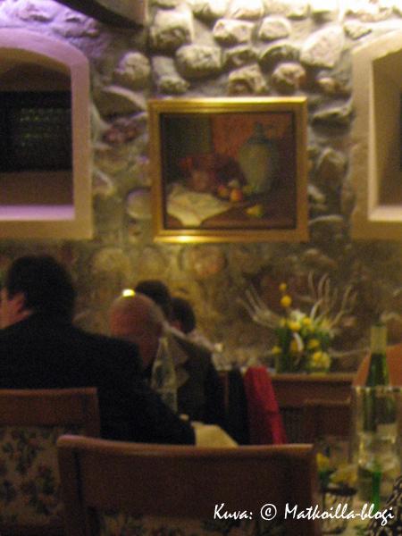 Hotel Schwendin ravintola. Kuva: © Matkoilla-blogi